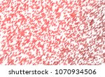 light red vector template with... | Shutterstock .eps vector #1070934506