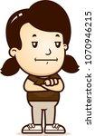a cartoon illustration of a... | Shutterstock .eps vector #1070946215