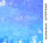 blue splash abstract background   Shutterstock . vector #1070974265