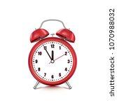 vector realistic 3d... | Shutterstock .eps vector #1070988032