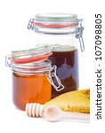honey | Shutterstock . vector #107098805