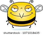 a cartoon illustration of an... | Shutterstock .eps vector #1071018635