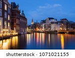 Architecture Of Amsterdam At...