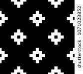 seamless pattern with inca... | Shutterstock .eps vector #1071023852
