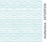 abstract waves seamless... | Shutterstock .eps vector #1071035156
