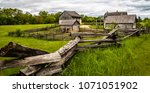 Old Rustic Farmstead With...