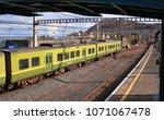 bray  co. wicklow   ireland  ... | Shutterstock . vector #1071067478