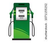 energy fuel pump icon | Shutterstock .eps vector #1071155252