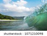 A Big Wave Covers. Radhanagar...