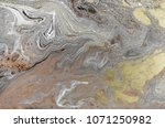 marble abstract acrylic... | Shutterstock . vector #1071250982