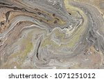 marble abstract acrylic... | Shutterstock . vector #1071251012
