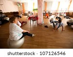podporozhye  russia   july 5 ... | Shutterstock . vector #107126546