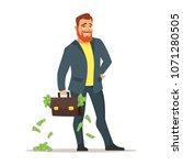 vector cartoon style... | Shutterstock .eps vector #1071280505