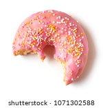 Freshly Baked Eaten Donut...
