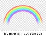 creative vector illustration of ... | Shutterstock .eps vector #1071308885