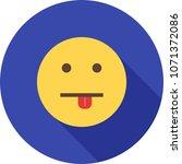 silly  face  man | Shutterstock .eps vector #1071372086