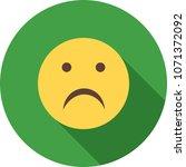 sad  alone  upset | Shutterstock .eps vector #1071372092