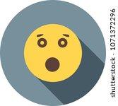 surprised  sad  upset | Shutterstock .eps vector #1071372296