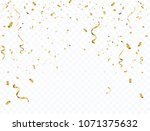 celebration background template ... | Shutterstock .eps vector #1071375632