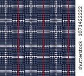 haunted checks pattern   Shutterstock .eps vector #1071422222