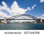 sydney harbour | Shutterstock . vector #107146598