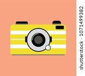 simple cute elegant object ... | Shutterstock .eps vector #1071499382