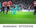 bilbao  spain   january 05 ... | Shutterstock . vector #1071519146