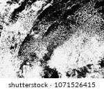 abstract distress floor  black... | Shutterstock .eps vector #1071526415
