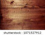 vintage wood background texture ... | Shutterstock . vector #1071527912