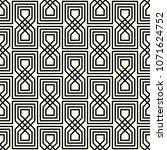 black and light beige... | Shutterstock .eps vector #1071624752