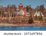 two harbors is a community on... | Shutterstock . vector #1071697856