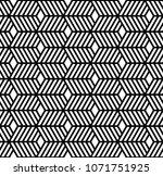 vector seamless pattern. modern ... | Shutterstock .eps vector #1071751925