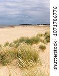 wells next the sea beach  north ... | Shutterstock . vector #1071786776