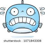 a cartoon illustration of a... | Shutterstock .eps vector #1071843308