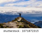 Roys Peak Hike   Hikers