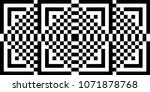 seamless pattern with black... | Shutterstock .eps vector #1071878768