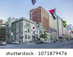 montreal  canada   august 13 ... | Shutterstock . vector #1071879476