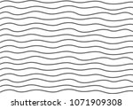 wave stripe background   simple ... | Shutterstock .eps vector #1071909308