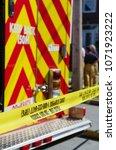 'dartmouth  canada   july 22 ... | Shutterstock . vector #1071923222