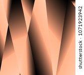 gold fractal luxury background  ... | Shutterstock .eps vector #1071923942