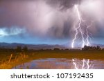 Cloud To Ground Lightning Bolts ...