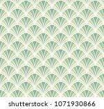 classic art deco seamless... | Shutterstock .eps vector #1071930866
