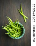 full of nutrition  organic guar ... | Shutterstock . vector #1071942122