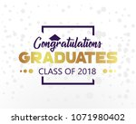 vector illustration class of... | Shutterstock .eps vector #1071980402