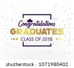 vector illustration class of... | Shutterstock .eps vector #1071980402