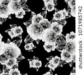 abstract elegance seamless... | Shutterstock .eps vector #1071985742