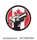 icon retro style illustration... | Shutterstock .eps vector #1071987002