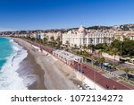 nice  march  12 2018  france ... | Shutterstock . vector #1072134272