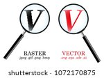 comparison and difference... | Shutterstock .eps vector #1072170875
