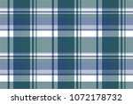 blue green color pixel plaid... | Shutterstock .eps vector #1072178732